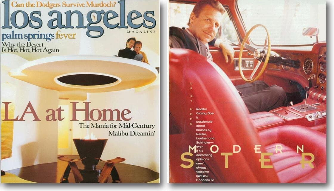 LA Magazine: Modern Masters