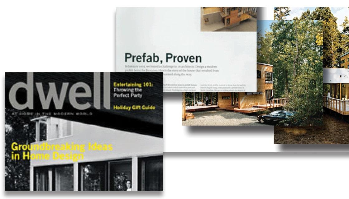Dwell Magazine: Prefab, Proven