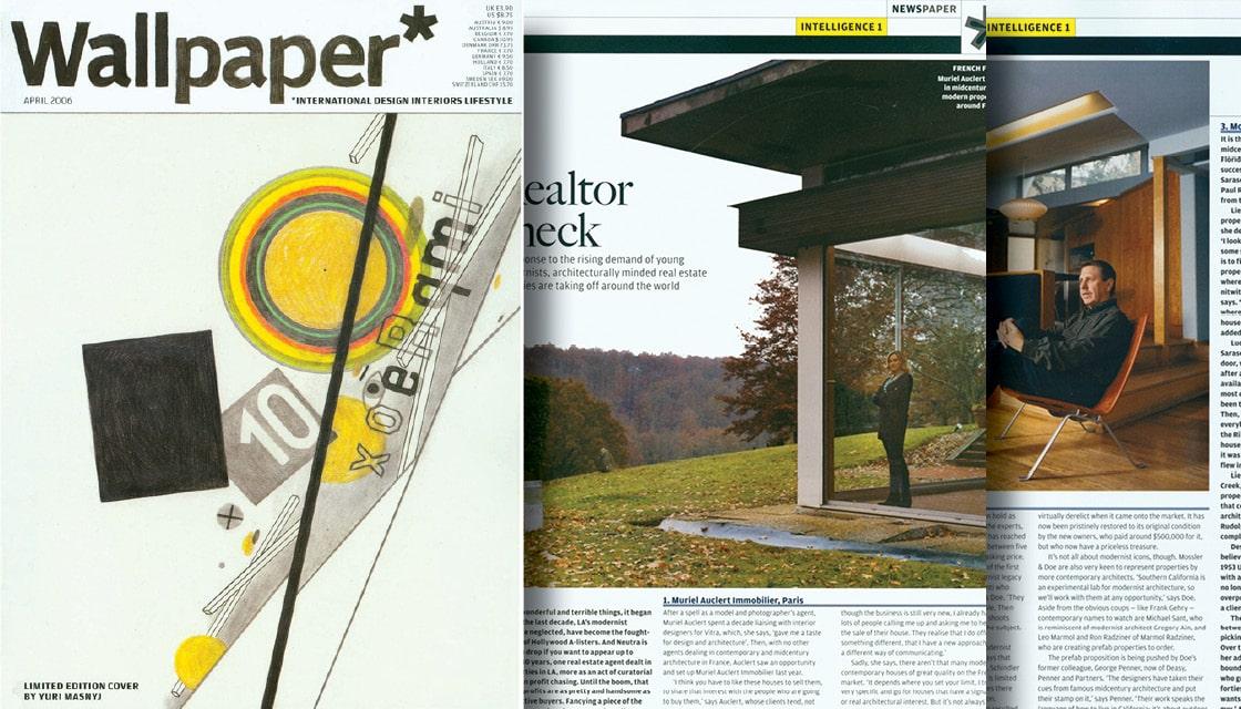 Wallpaper* Magazine: Realtor Check