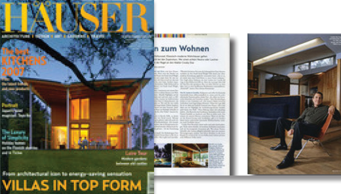 Hauser Magazine (German)