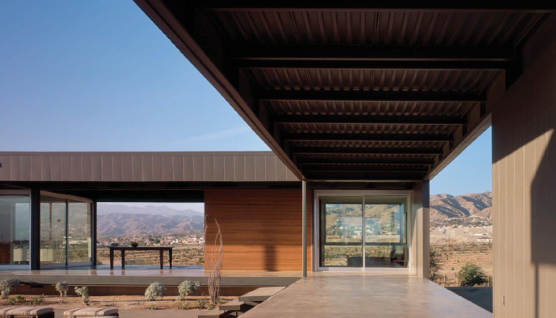 Los Angeles Times Home of the Week: Marmol Radziner Desert House