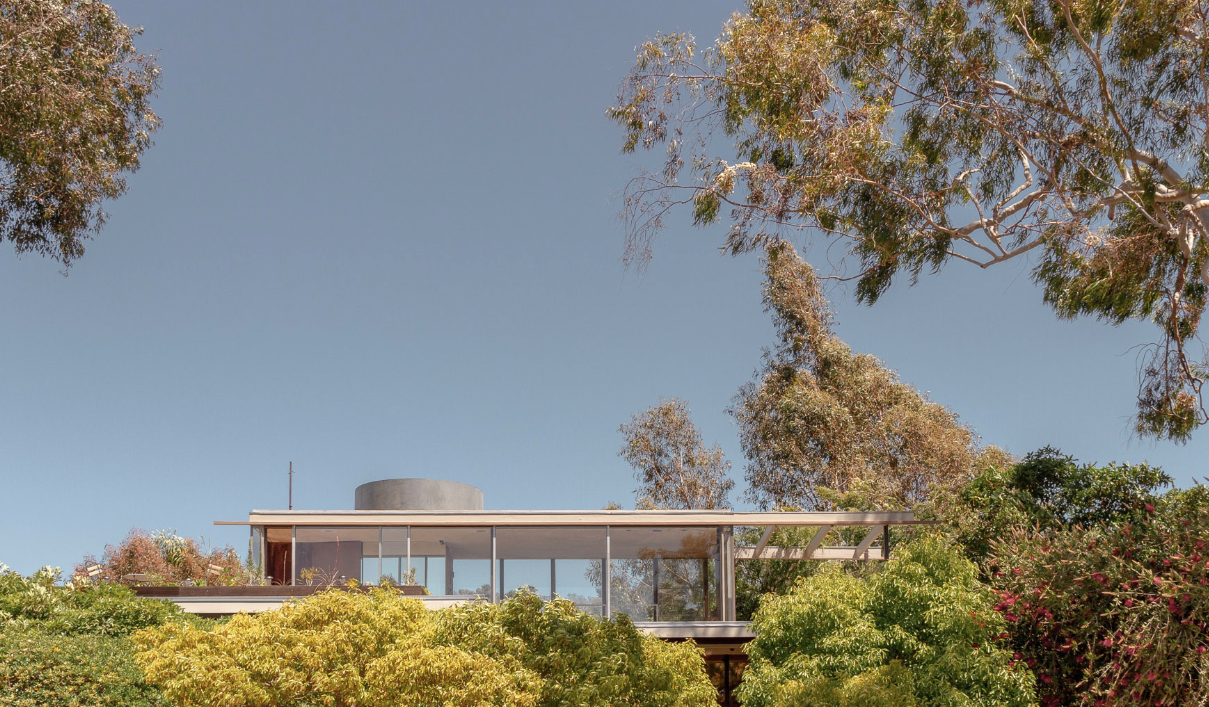The Neutra VDL House