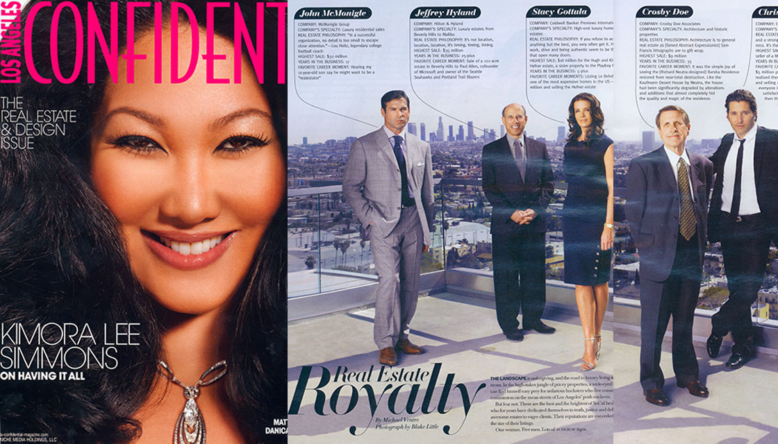 Los Angeles Confidential: Real Estate Royalty