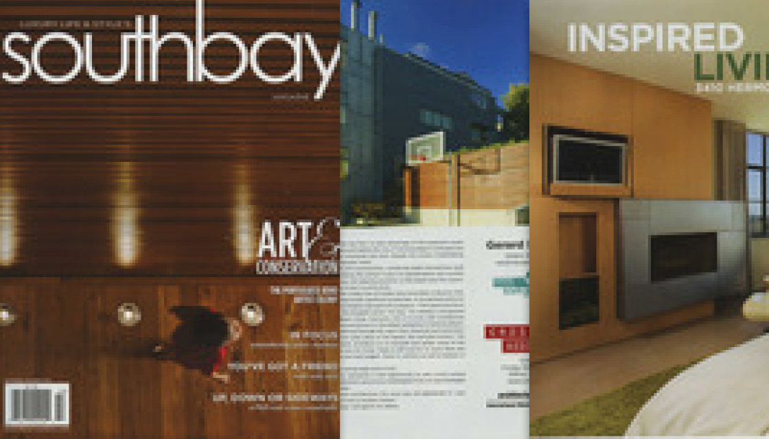 Inspired Living in Southbay Magazine