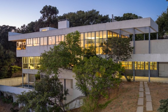 Richard Neutra - Lovell Health House