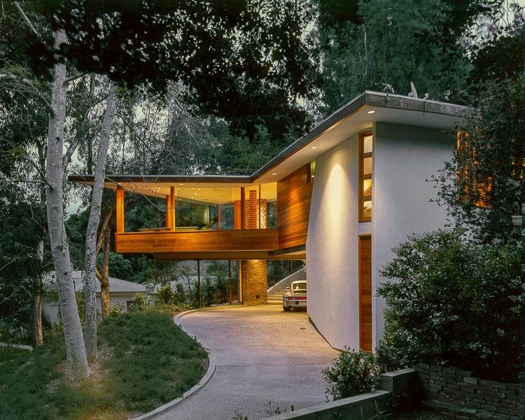 The Tyler House, 1950