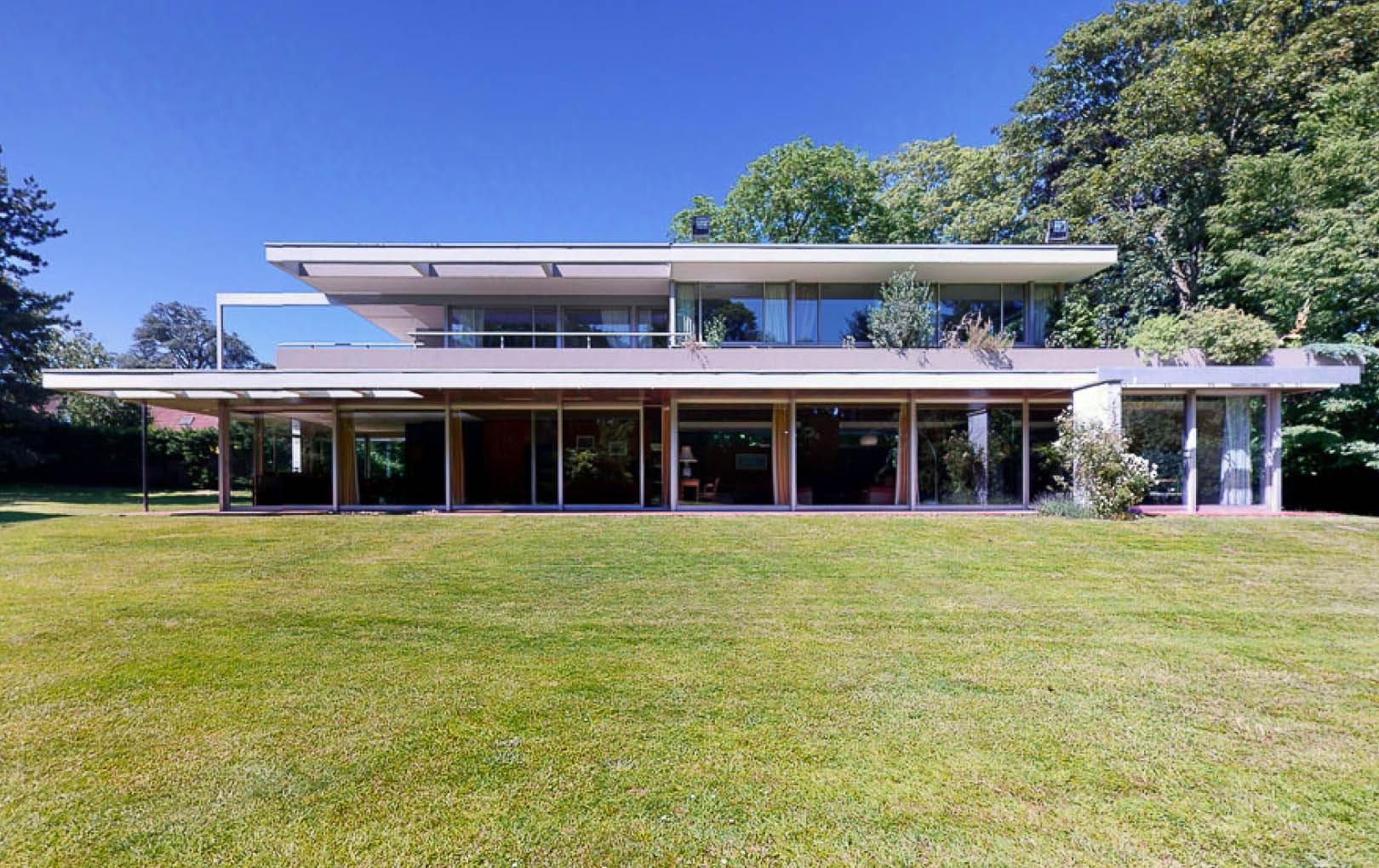 Villa Delcourt - Richard Neutra, Architect